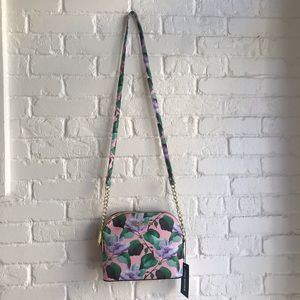 Steve Madden New with Tags Crossbody Floral Purse